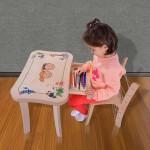 İpli Çocuk Sandalyesi