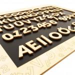 Alfabe Yazı Tahtası