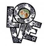 Love Fotoğraf Çerçevesi