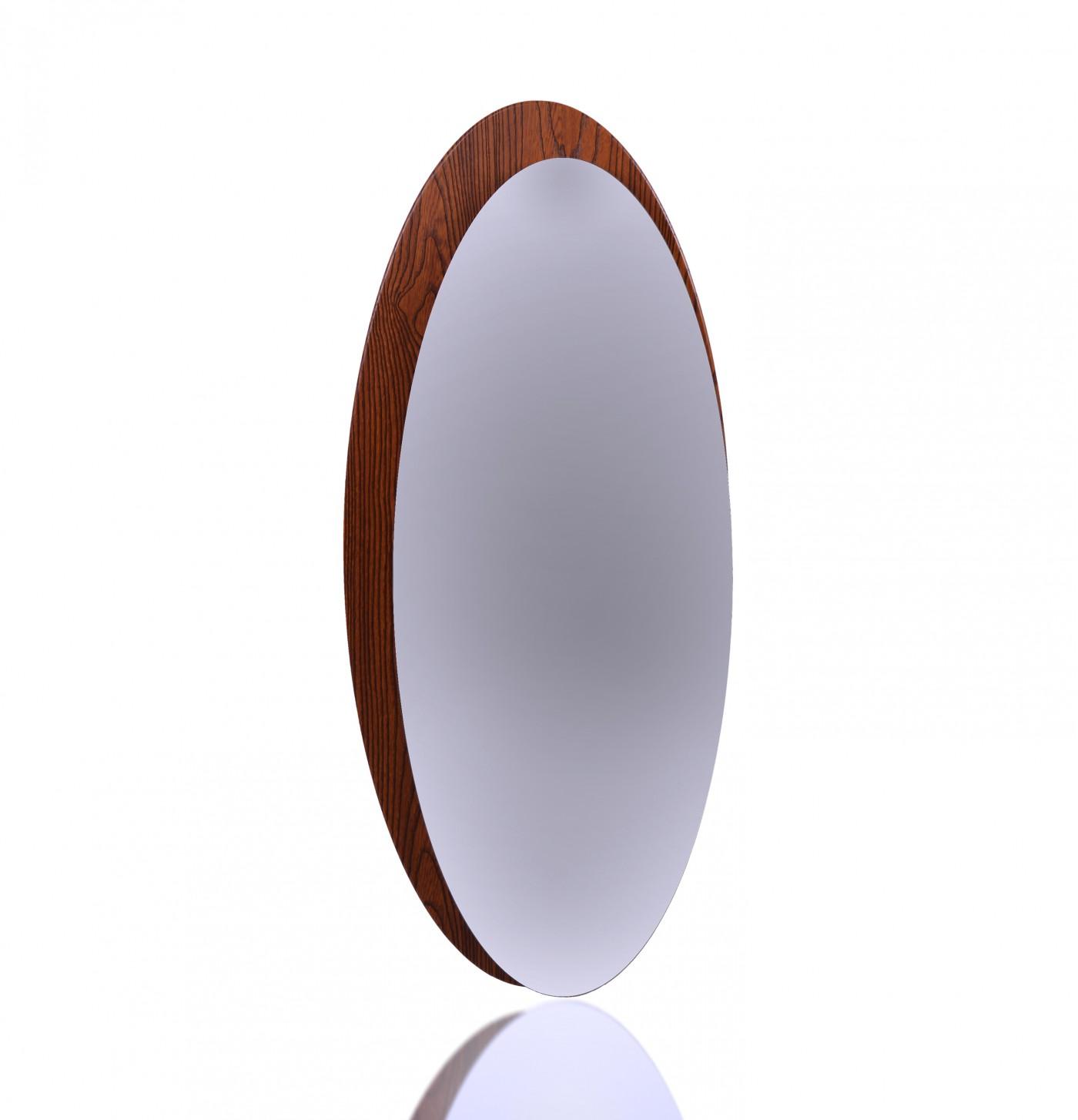 Oval Duvar Aynası