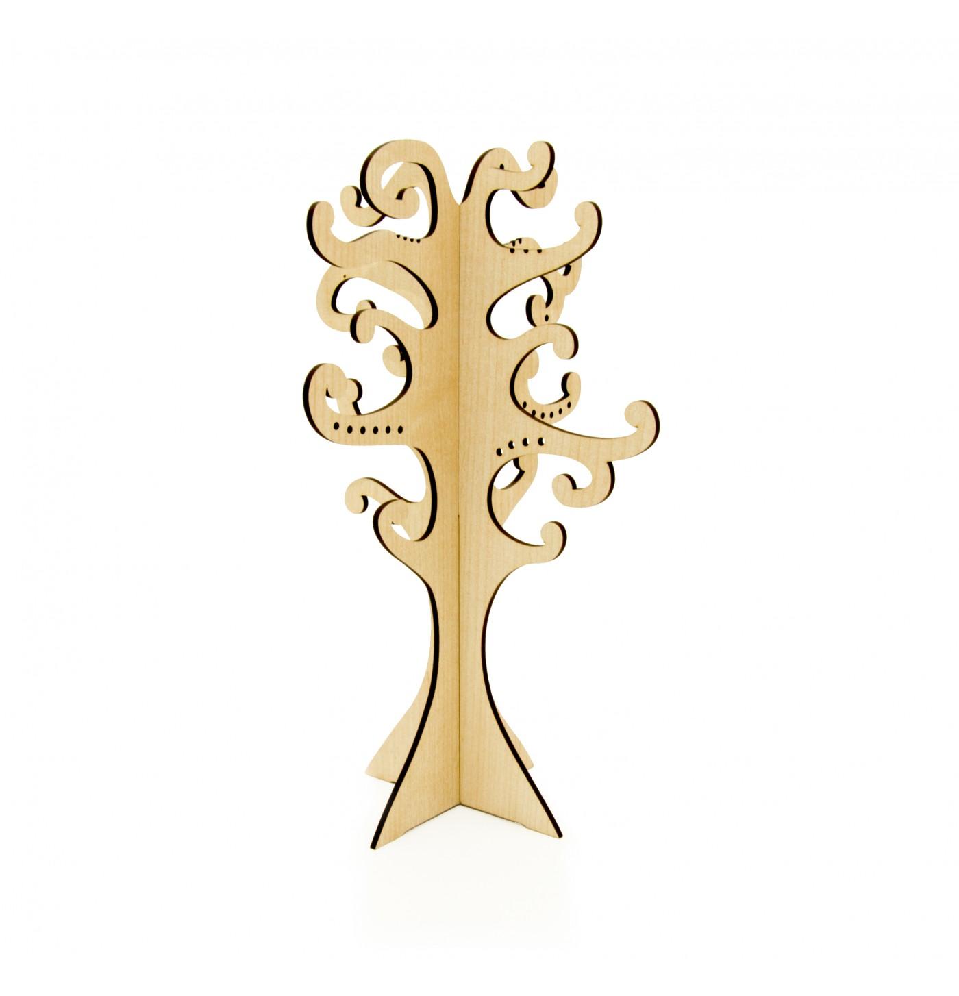 Ahşap Takı Ağacı