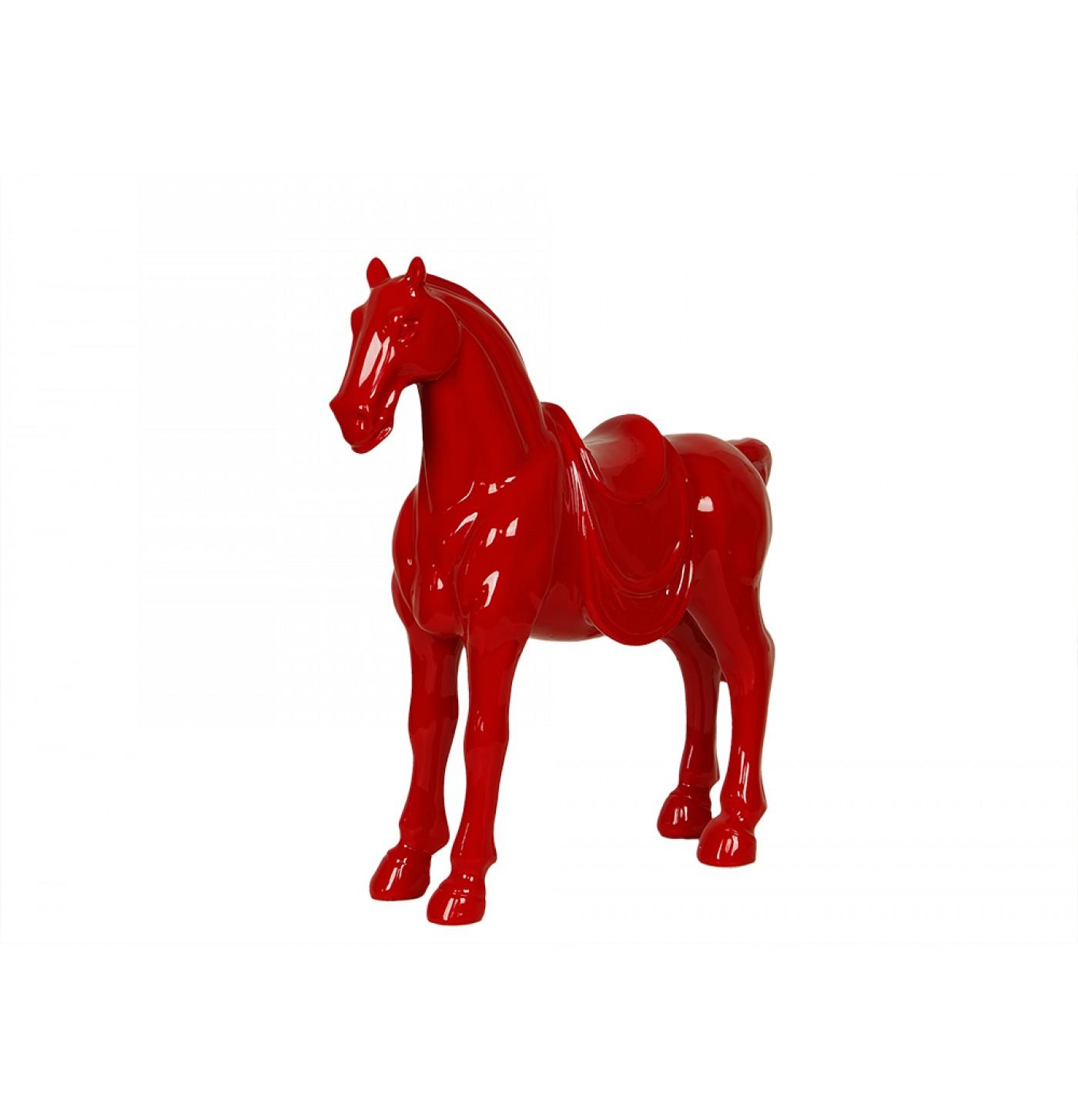 Kırmızı At Biblo